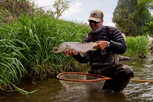 Henry's Fork Fly Fishing Guide - Casey Birkholz