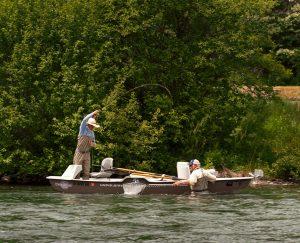Fly Fishing Idaho's Henry's Fork River