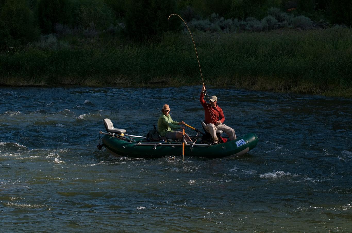 Fly fishing idaho 39 s teton river worldcast anglers for Idaho fly fishing