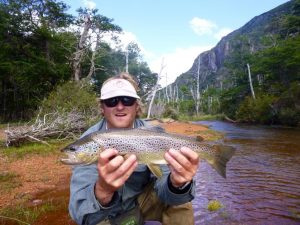 Jackson Hole Fly Fishing Guide - Zach Barrett