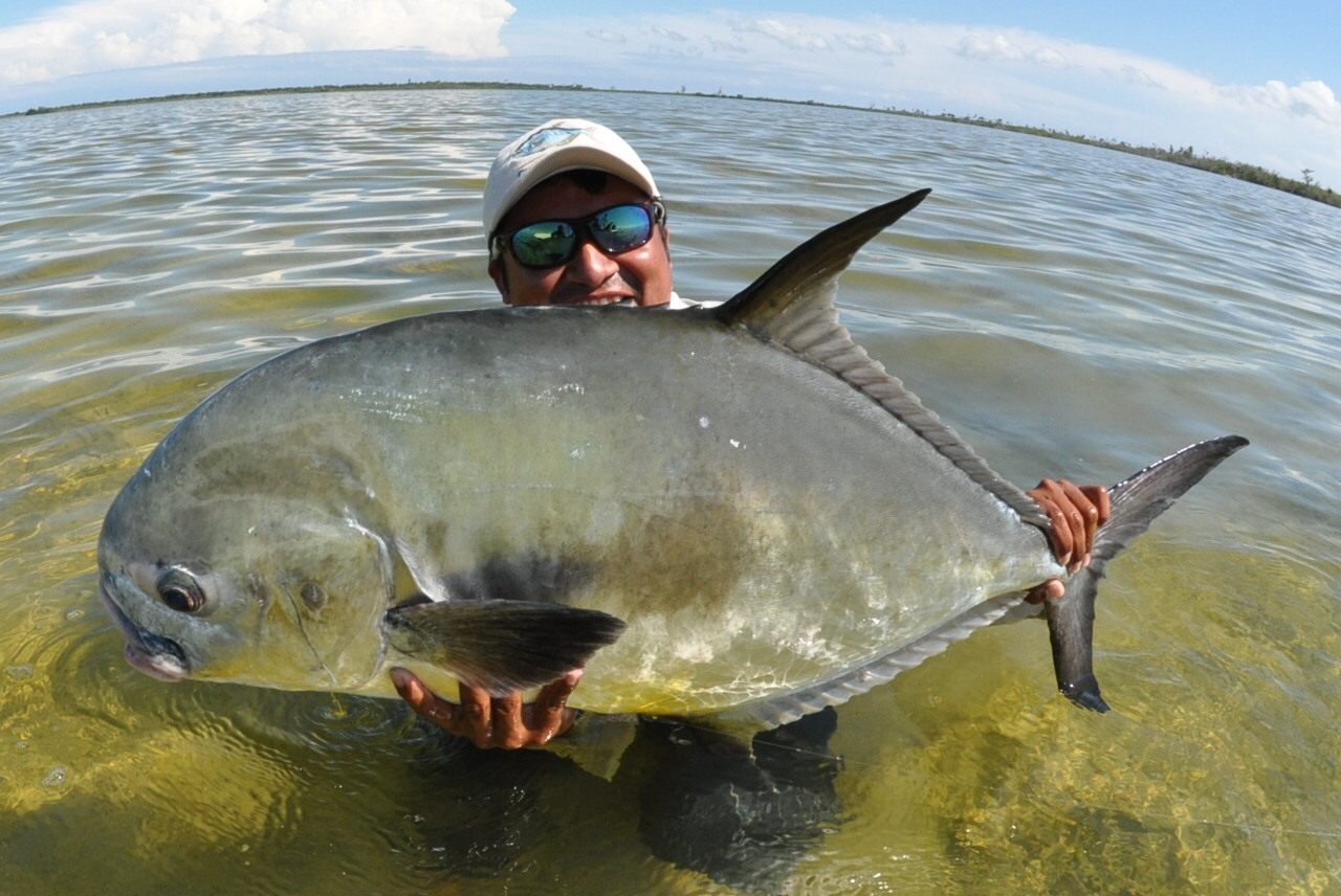 Playa blanca mexico fly fishing worldcast anglersworld for Trolling for fish