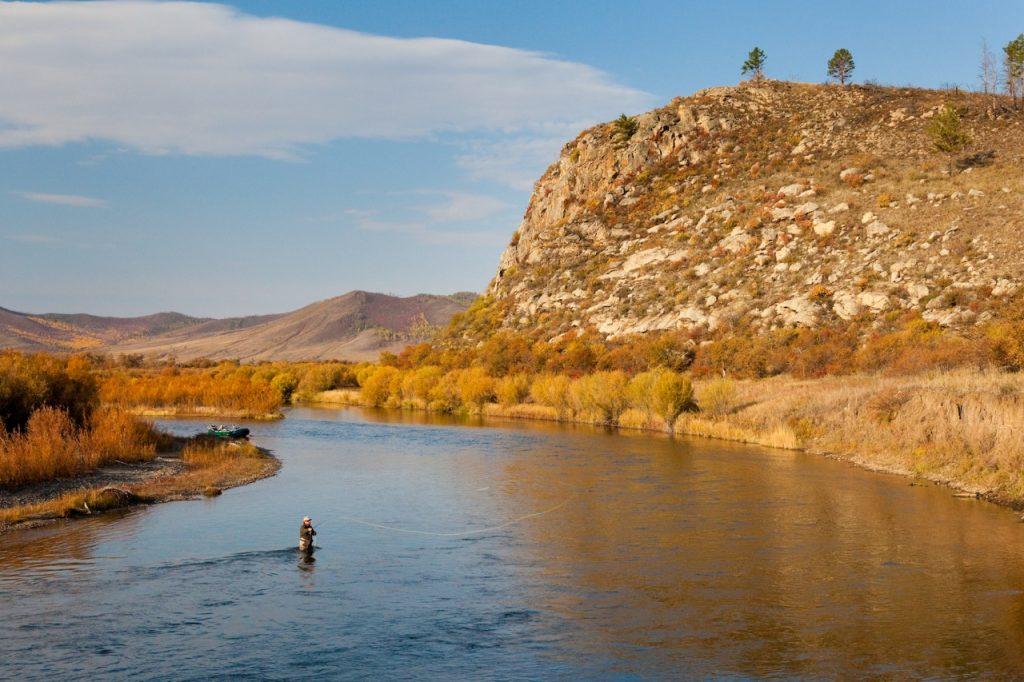 Mongolia Landscape2