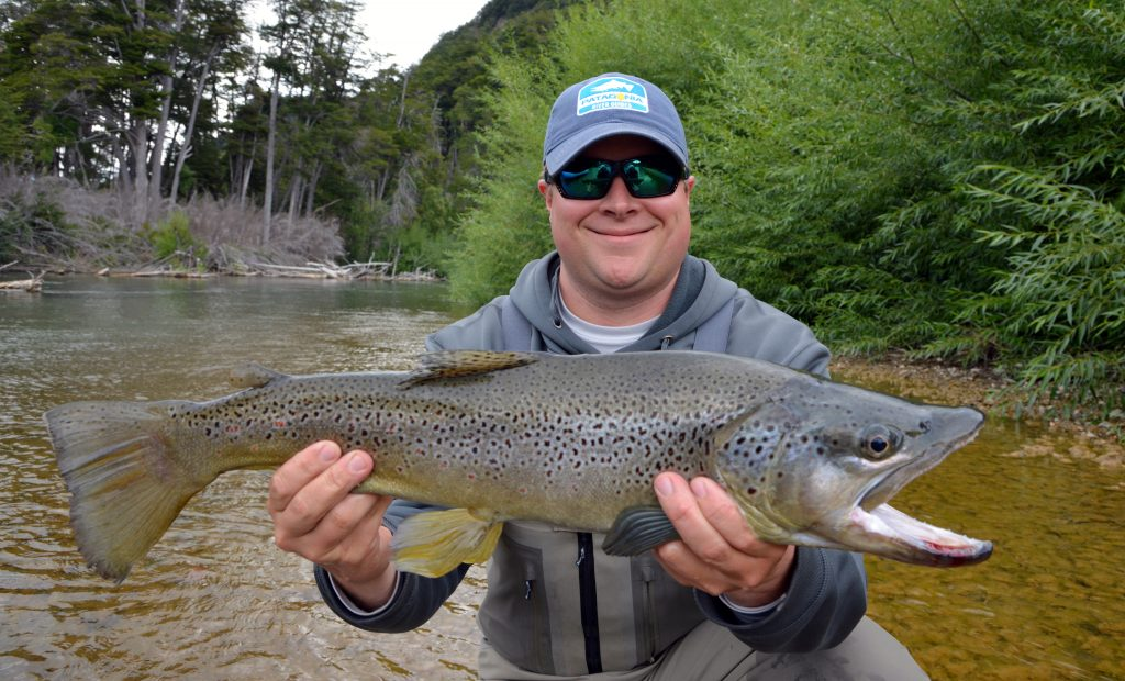 Patagonia River Guides - Argentina Fly Fishing