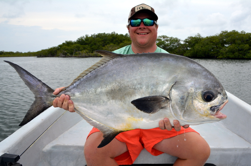 Belize trip report fly fishing travel with worldcast anglers for Belize fishing charters