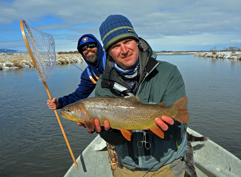 Jackson hole fishing reports worldcast anglersworld cast for Plenty of fish hoes