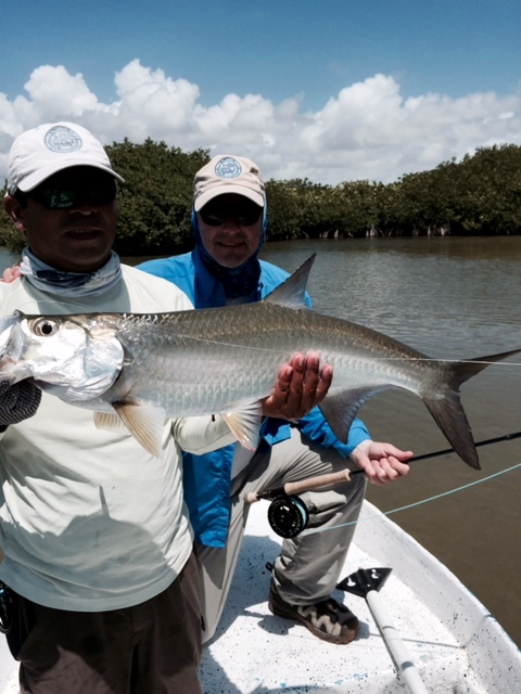 Playa Blanca Mexico Fly Fishing Report!
