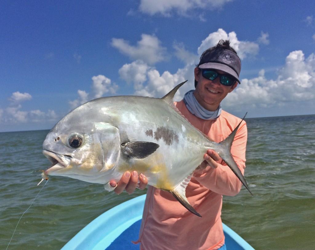 La Pescadora Mexico Permit Fly Fishing