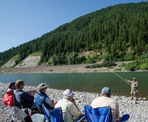 Dec Hogan Spey Casting Clinics