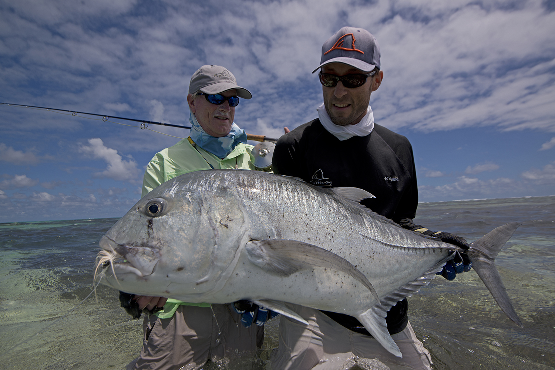 Farquhar atoll seychelles fly fishing world cast anglers for Seychelles fly fishing