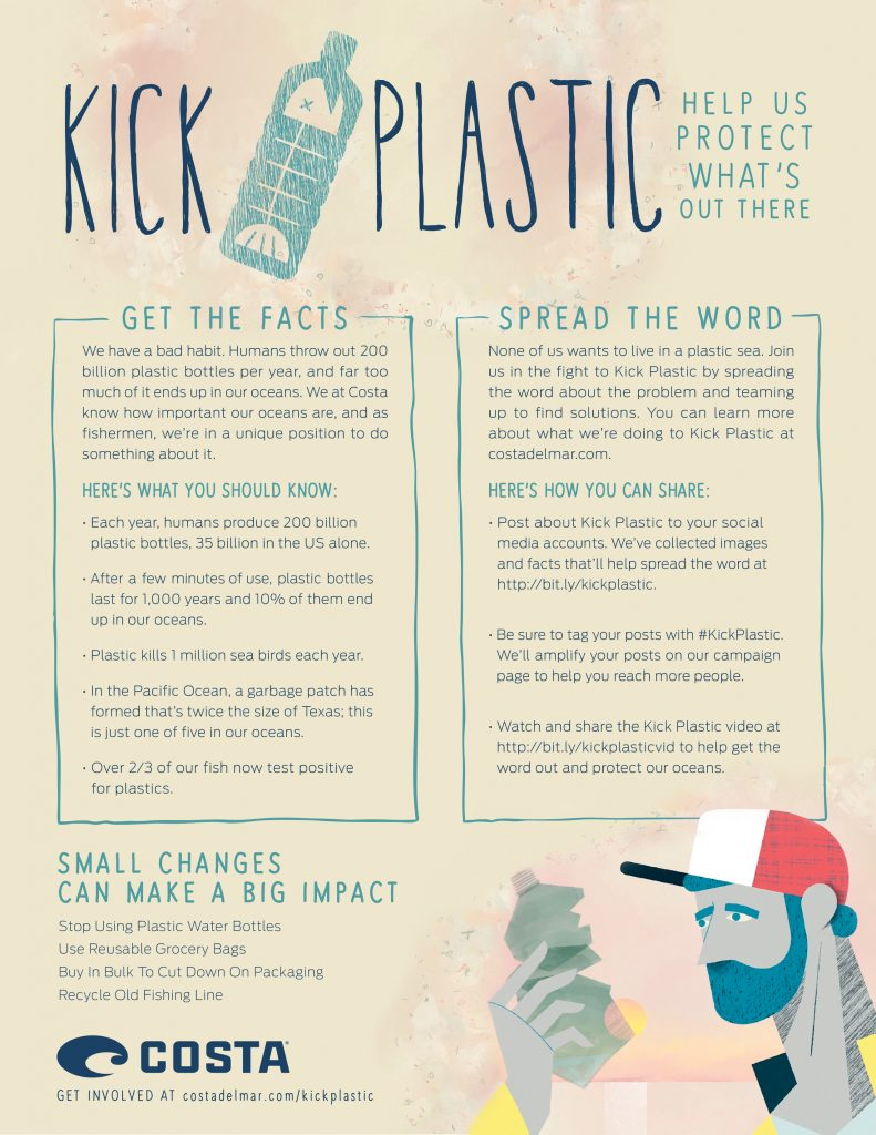 KickPlastic Information Sheet