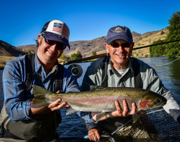 Deschutes Steelhead Adventure - Oregon Hosted Trip