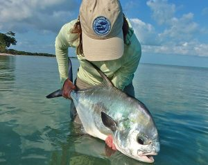 Playa Blanca Permit Fly Fishing Trip Report Spring 2016