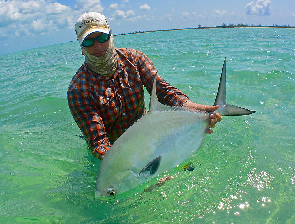 Playa blanca permit fly fishing trip report worldcast for Fly fishing trips