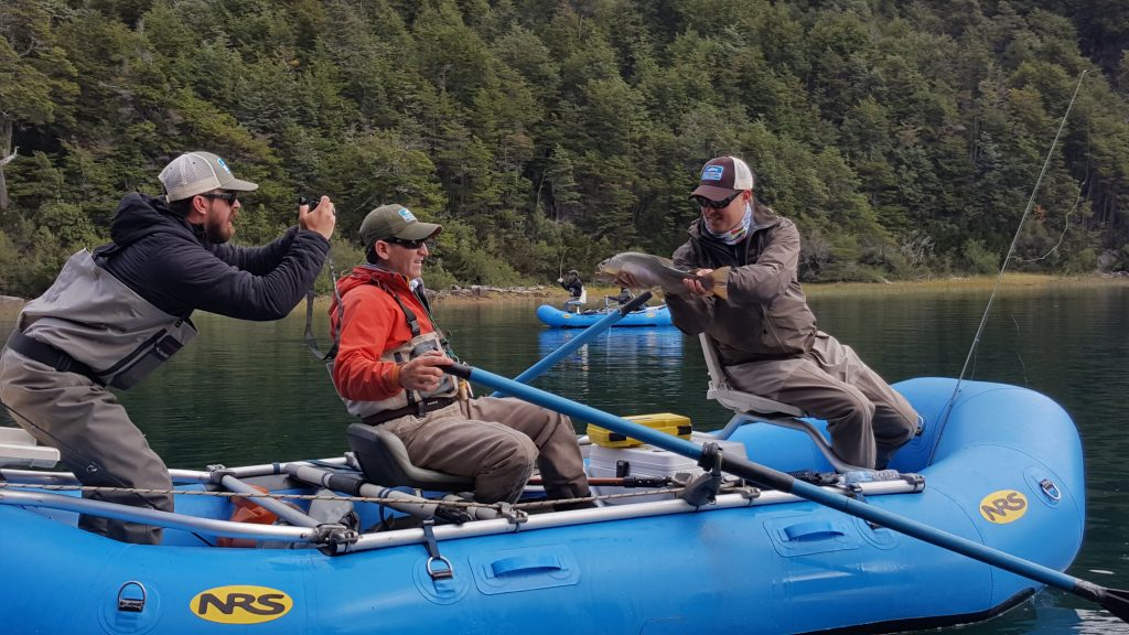 Patagonia River Guides Fly Fishing Trip Report