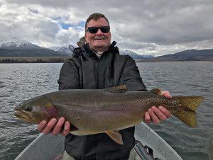 Lakes Reservoir Fishing Report