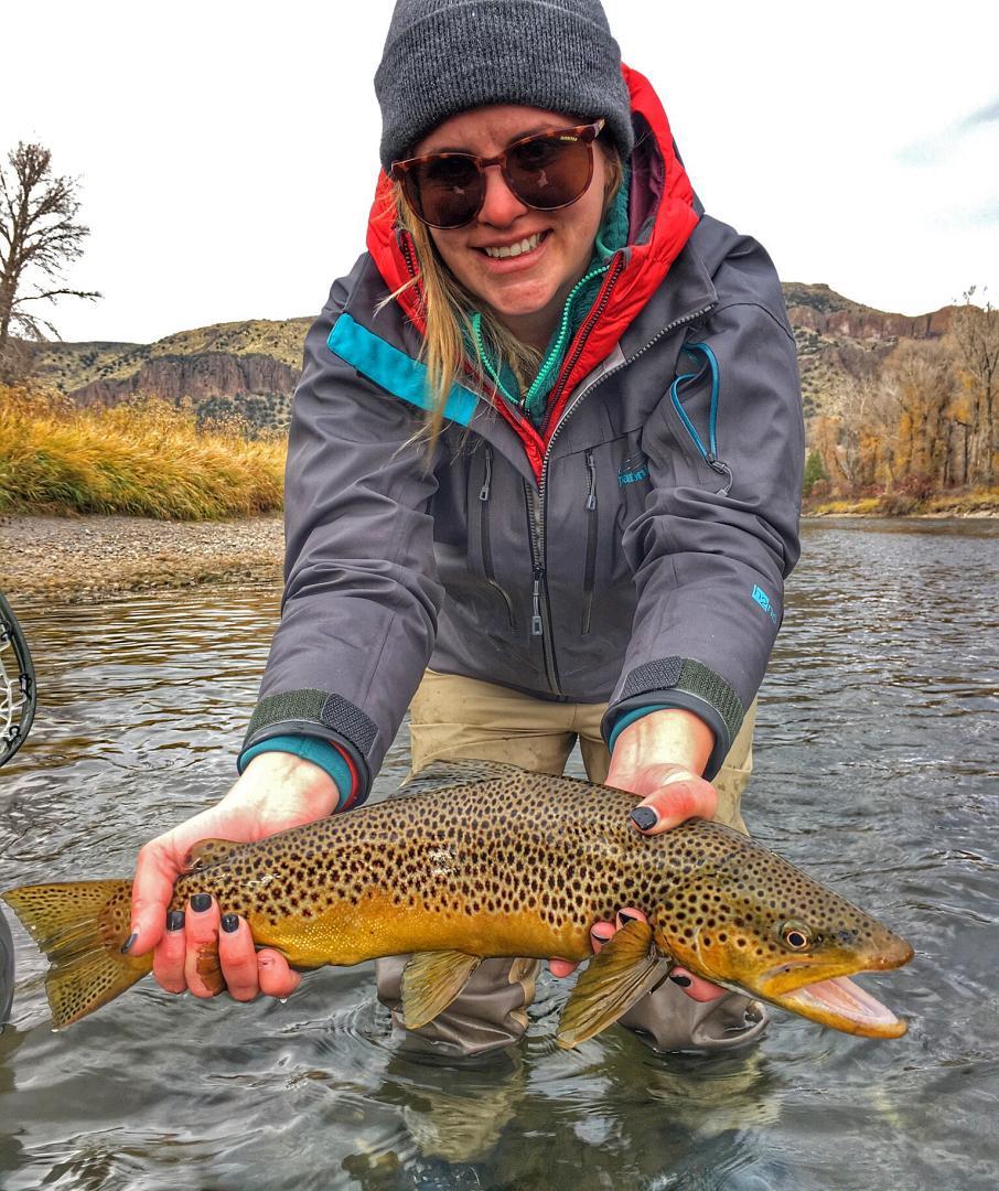 Img 9408 1 worldcast anglers for Yellowstone fishing report