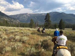 Turpin Meadow Backcountry Adventure