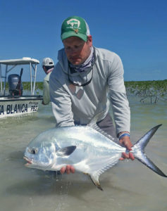 Playa Blanca Fly Fishing Lodge Hosted Trip Report Fall 2016