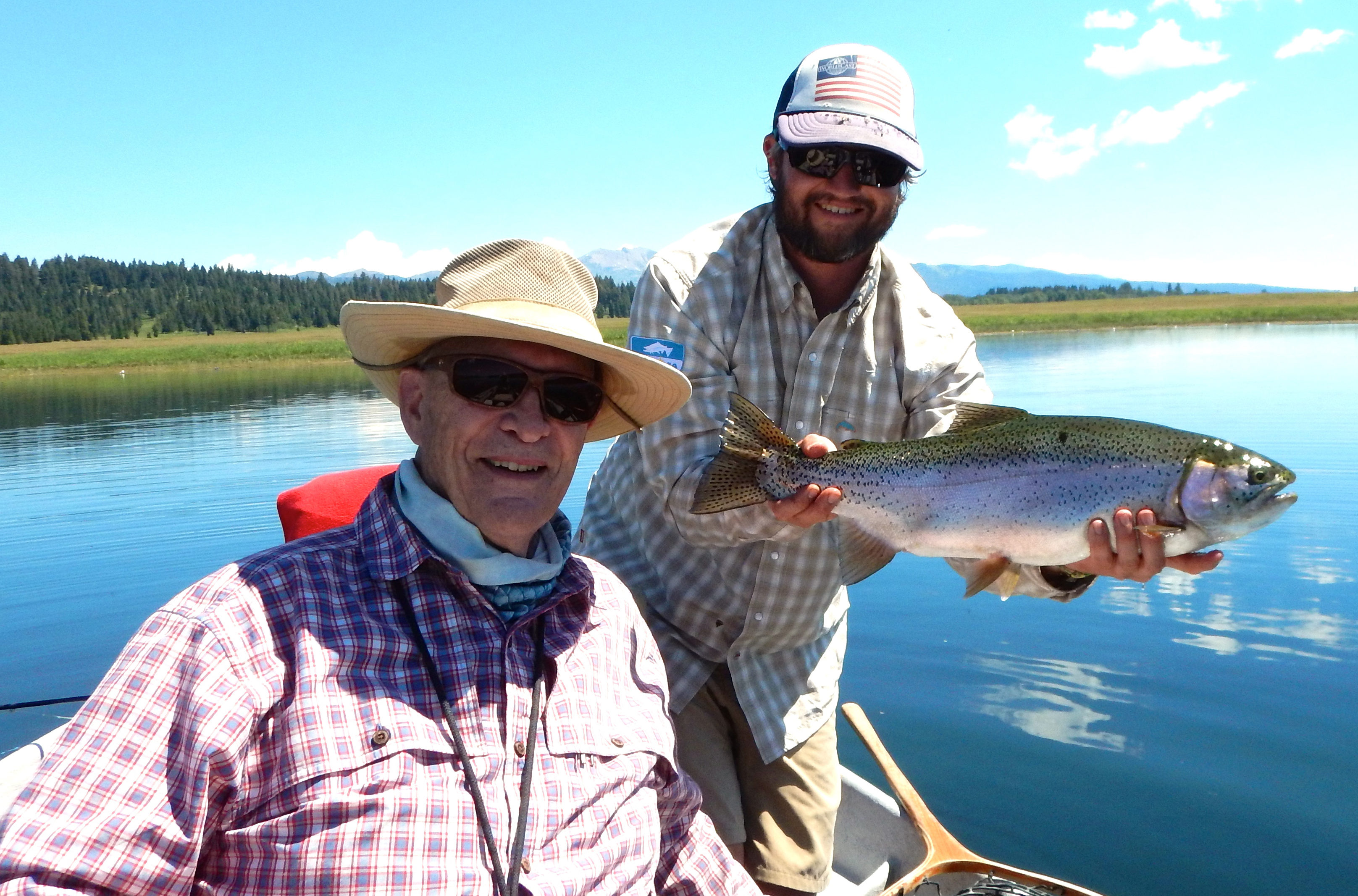 Jackson Hole Stillwater Fly Fishing Tips and Tactics
