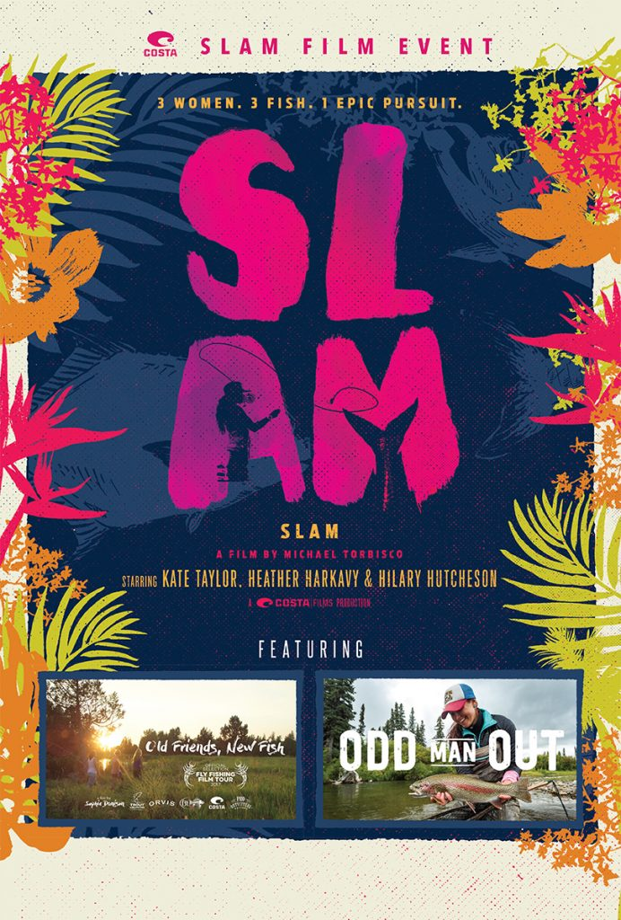 Costa Slam: Women's Fly Fishing Film Night