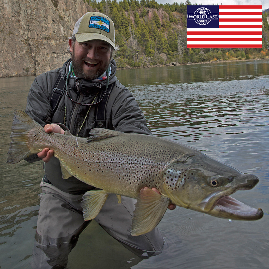 Usa strong american made fly fishing products for Fly fish usa