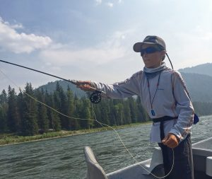 Scientific Anglers Amplitude MPX Guide Review - George Woodward