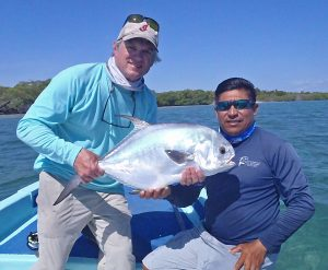 La Pescadora Fly Fishing Lodge - Mexico Fly Fishing