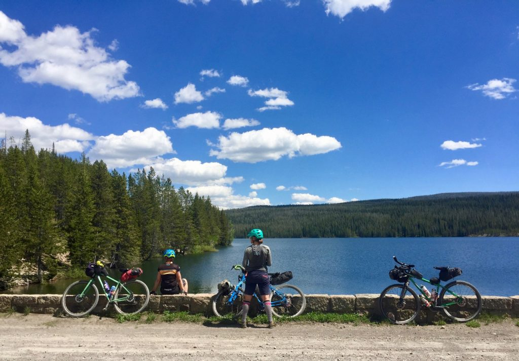 Fly Fishing for Bikepackers