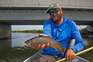 Teton River Fishing Report