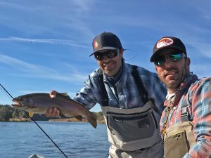 Henrys Fork Fishing Report
