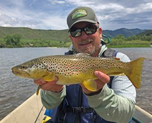 Fly Fishing Guide Kasey Collins