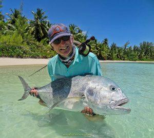 Farquhar Atoll Fly Fishing