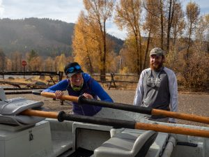 Fly Fishing Guide School