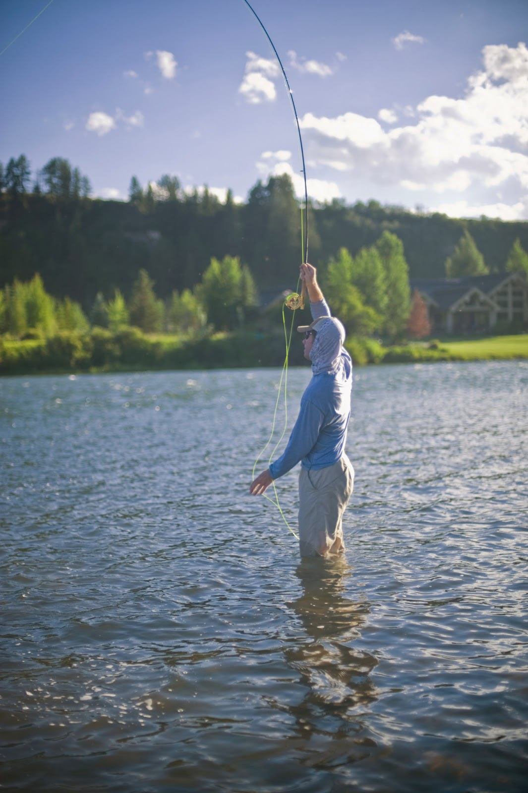South fork fires up teton and snake fishing well for Snake river fly fishing